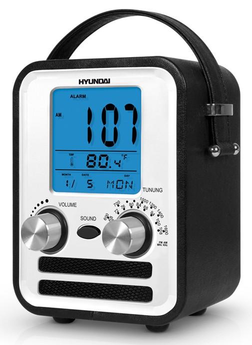 Hyundai H-1626 черная кожа - купить в Калуге Низкие цены на радиоприемник в интернет-магазине elmall40