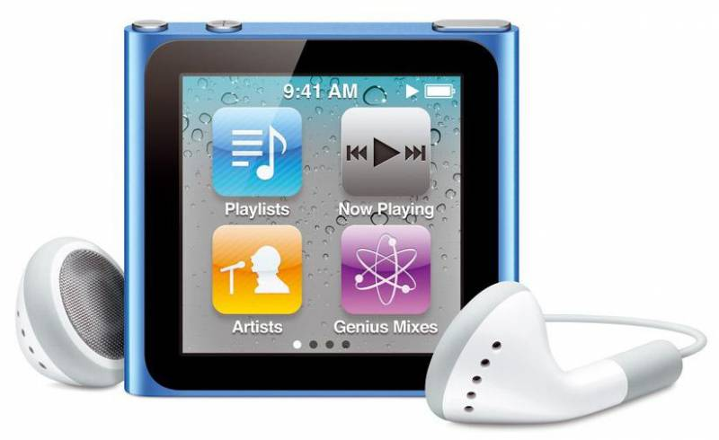 mp3 players and apple ipods