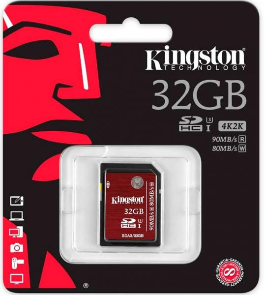 Kingston SDA3/32GB
