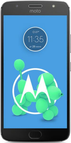 Смартфон Motorola Moto G5s Plus 32GB Grey (XT1803)
