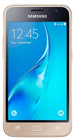 Samsung Galaxy J1 (2016) SM-J120F/DS Black