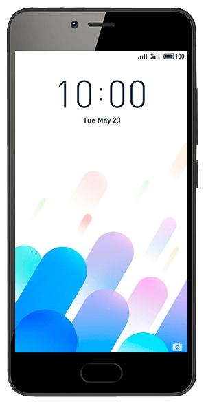 Смартфон Meizu M5c Red