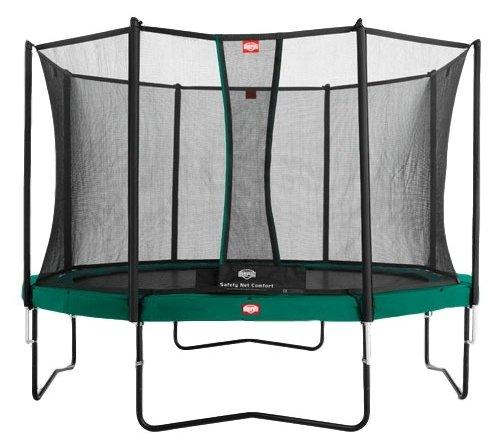 Батут  Berg Champion + Safety Net Comfort 330 зеленый